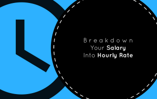 How to workout hourly rate from salary