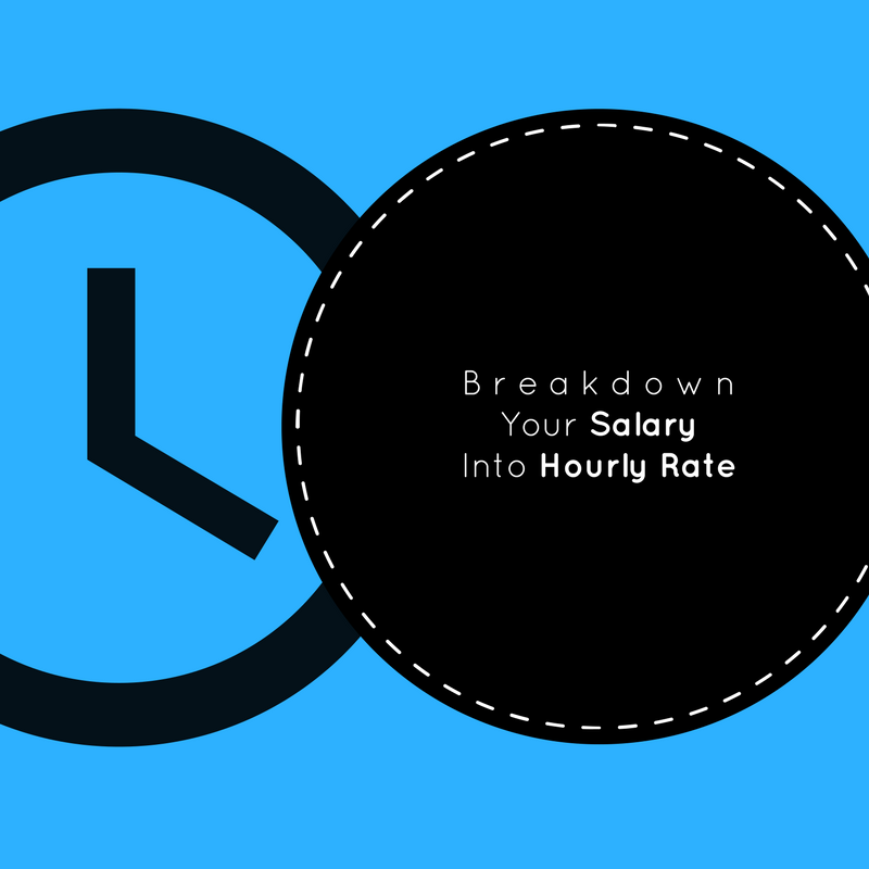 3 Methods to Convert Annual Salary to Hourly Rate